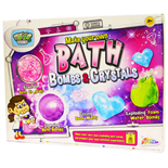 Weird Science Make Your Own Bath Bombs & Crystals