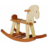 EverEarth Bamboo Rocking Horse - Bambu Gunghäst