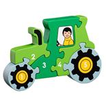 Lanka Kade Pusselfigur 1-5 Traktor