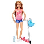 Barbie Stacie & Scooter
