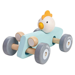 PlanToys Chicken Racing Car