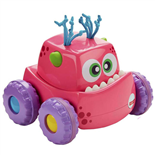 Fisher Price Press´n Go Monster Truck Rosa