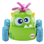 Fisher Price Press´n Go Monster Truck Grön
