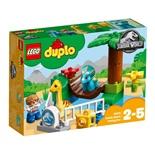 LEGO Duplo Barnzoo - Snälla Jättar