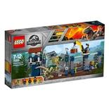 LEGO Jurassic World Dilophosaurus Stationsattack
