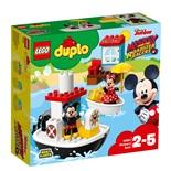 LEGO Duplo Musses Båt