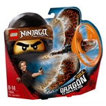 LEGO Ninjago Cole - Drakmästare