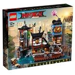 LEGO The Ninjago Movie City Hamnen