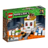 LEGO Minecraft Dödskallearenan