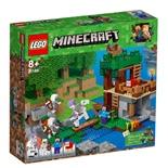 LEGO Minecraft Skelettattacken