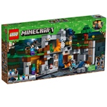 LEGO Minecraft Berggrundsäventyren