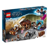 LEGO Harry Potter Newts Väska med Magiska Varelser