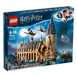 LEGO Harry Potter Stora Salen på Hogwarts