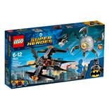 LEGO DC Comics Super Heroes Batman: Brother Eye Takedown
