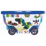 Clics Build & Play 15-i-1 Rollerbox