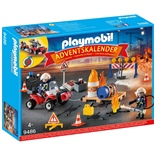 Playmobil Adventskalender Brandräddningsaktion