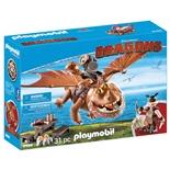Playmobil DRAGONS Fiskfot och Tjockvald