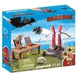 Playmobil DRAGONS Gape Rapkäft med Fårsele