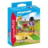 Playmobil Barn på Minigolfbana