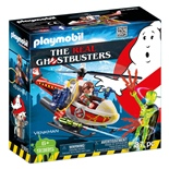 Playmobil Ghostbusters™ Venkman med Helikopter