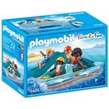 Playmobil Trampbåt med Rutschkana