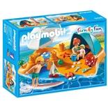 Playmobil Familj på Stranden