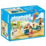Playmobil Cykel med Glassvagn