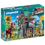Playmobil Basläger med T-Rex