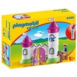 Playmobil 1-2-3 Slott med Staplingsbart Torn