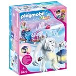 Playmobil Snötroll med Släde