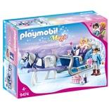 Playmobil Släde med Kungligt Par