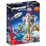 Playmobil Marsraket med Avfyrningsplats