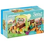 Playmobil Hästbox Lucky och Spirit