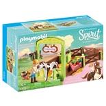 Playmobil Hästbox Abigail och Boomerang