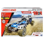 Meccano 10-in-1 Models Rally Racer