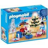 Playmobil Vardagsrum Jul
