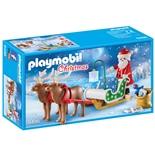 Playmobil Tomtens Släde med Ren