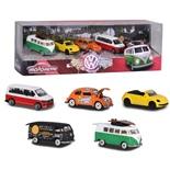 Majorette Volkswagen Giftpack 5-Pack