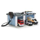 Dickie Toys SOS Rescue Center