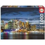 Educa Pussel 1000 Bitar Sydney City Twilight