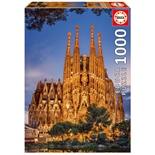 Educa Pussel 1000 Bitar Sagrada Familia