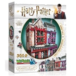 Wrebbit 3D Pussel Harry Potter Quality Quidditch Supplies