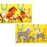 Pony World Highland Ponny Familj 2-Pack