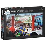 Kärnan Pussel 1000 Bitar Vasaloppet Sweden