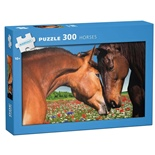 Kärnan Pussel 300 Bitar Horses