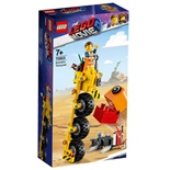 LEGO The Movie 2 Emmets Trehjuling!