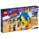LEGO The Movie 2 Emmets Drömhus/Räddningsraket!