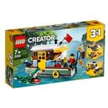 LEGO Creator Flodhusbåt