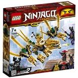 LEGO Ninjago Den Gyllene Draken