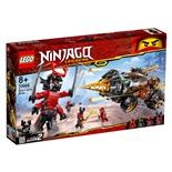 LEGO Ninjago Coles Jordborr